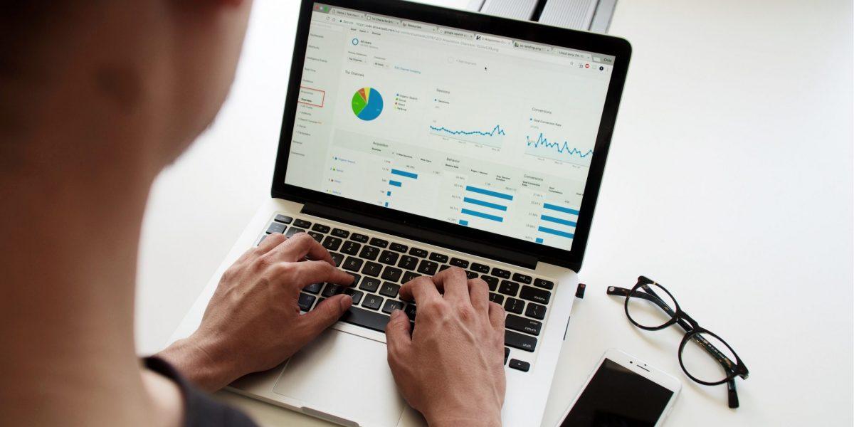 graphs laptop